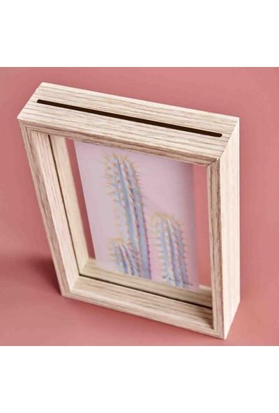 Bella Maison Deco Ahşap Çerçeve 8,5 x 13,5 cm