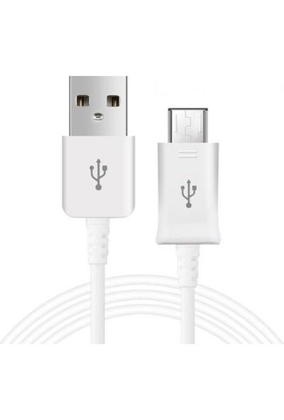 Smartberry Samsung Galaxy Tab S4 Hızlı Şarj Aleti Adaptör + Micro USB Kablo
