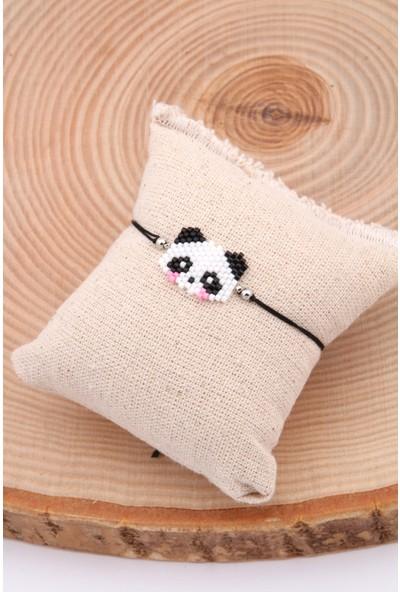 Look Desing Kadın Panda Miyoki Bileklik
