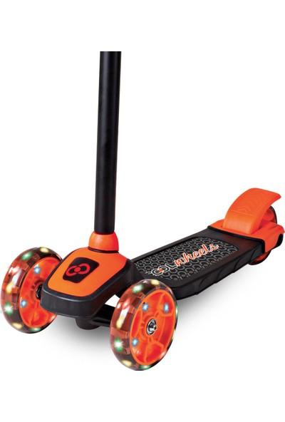 Cool Wheels Scooter Işıklı Turuncu