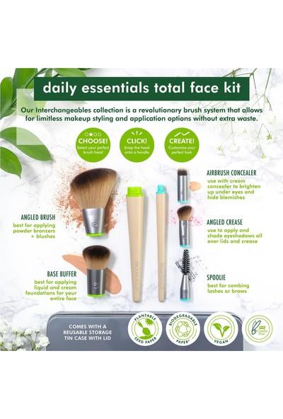 Ecotools Daily Essentials Total Face Kıt
