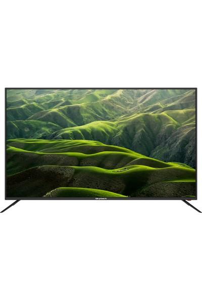 """Skytech ST-6030US 60"""" 152 Ekran Uydu Alıcılı 4K Android LED Tv"""