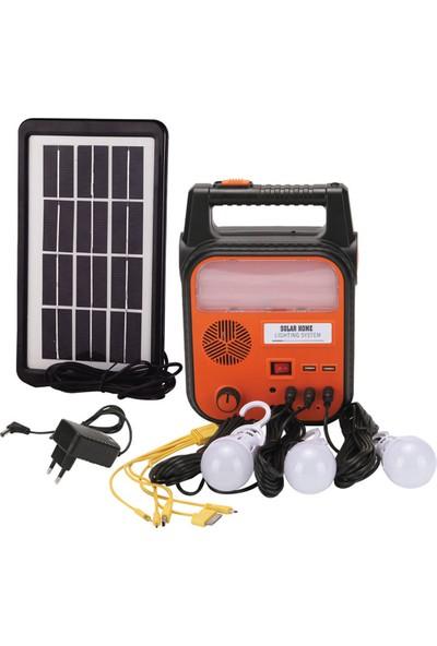 Dat AT-9012 Güneş Panelli Işıldak HRD-007342