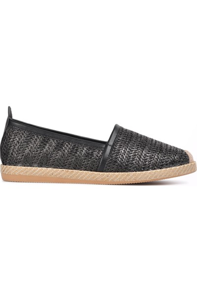 Park Moda K54 Siyah Kadın Günlük Ayakkabı