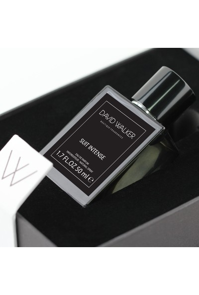 David Walker Boutıque Suıt Intense 50ML Erkek Parfüm