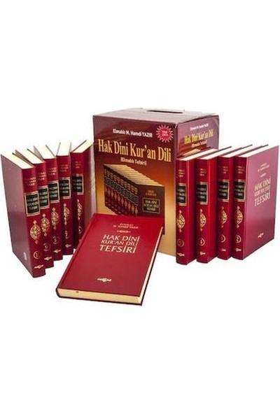 Hak Dini Kur'an Dili Elmalılı Tefsiri 10 Cilt (Ciltli) - Elmalılı Muhammed Hamdi Yazır