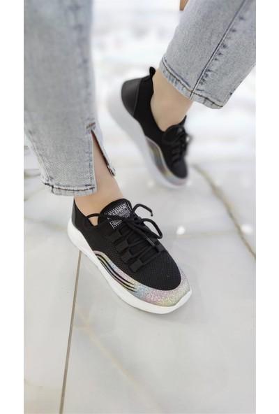 Favla Kadın Spor Ayakkabı Siyah
