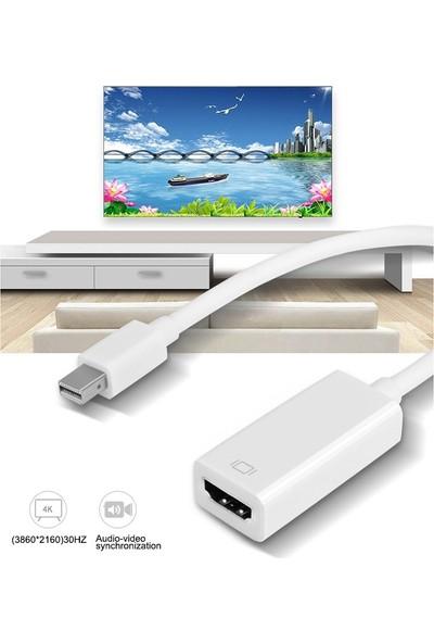 Vivatech Mini Displayport To HDMI Çevirici Thunderbolt To HDMI Dönüştürücü