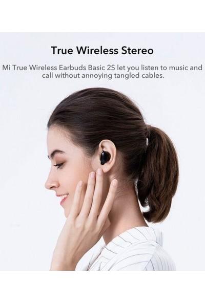 Xiaomi Mi True Wireless Earbuds Basic 2s Kablo Hediyeli Bluetooth Kulaklık