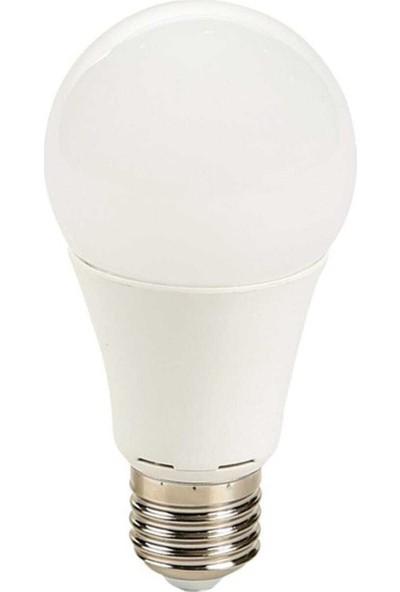 Osaka Light 10W E27 Duylu LED Ampul Beyaz 5li Paket