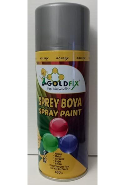 Goldfix Sprey Boya 400ML Gri