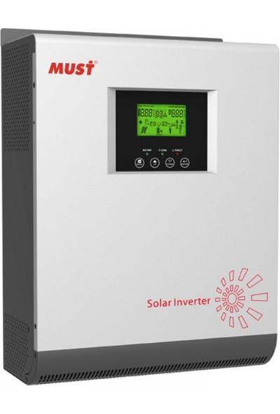 Must Power 5kw 48V Must Power Tam Sinüs Invertör Akıllı Invertör