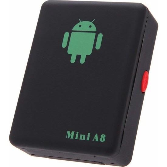 Optivals Mini-A8 Araç Takip ve Gps Cihazı