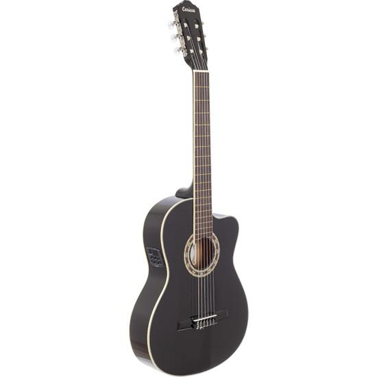 Carissa CG-200 Sce Bk Ince Kasa Elektro Klasik Gitar Ekitap İndir | PDF | ePub | Mobi