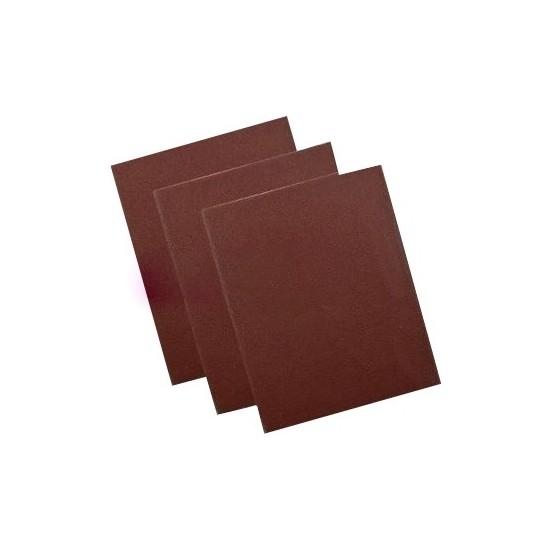 Arwino 3 Adet 500 Numara Zımpara Kağıt A4 Kağıdı Boyutunda