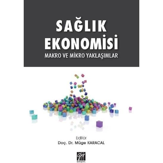 Sağlık Ekonomisi Makro ve Mikro Yaklaşımlar - Müge Karacal Ekitap İndir | PDF | ePub | Mobi