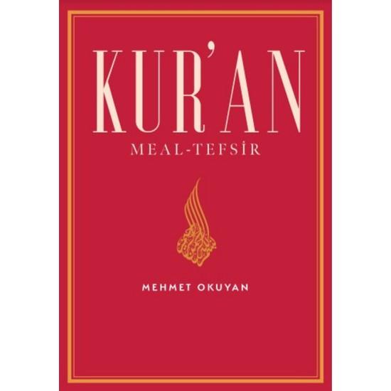 Kur'an Meal Tefsir - Mehmet Okuyan Meali