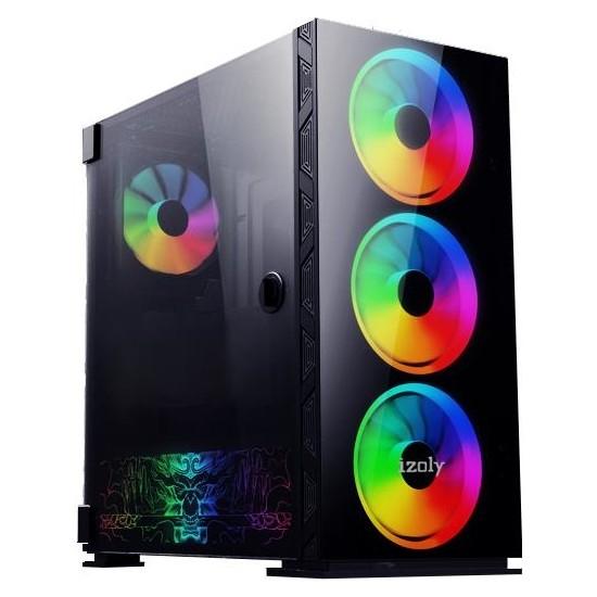 Izoly Hercules Amd Ryzen 7 3700X 16GB 512GB SSD Rtx 3070 Freedos Masaüstü Bilgisayar