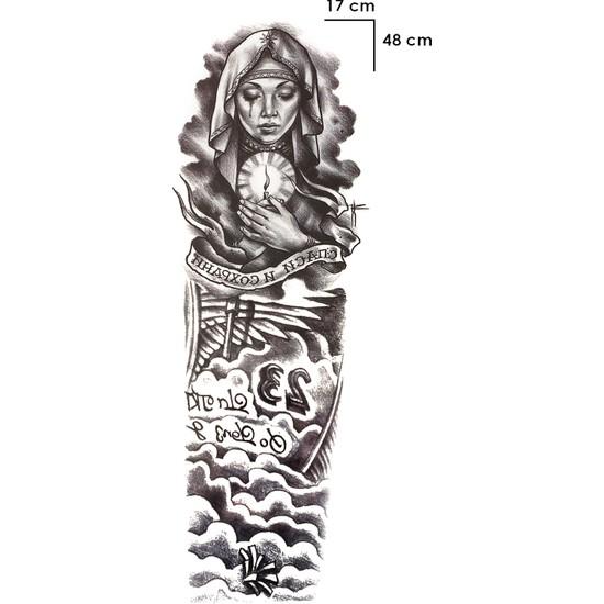 Takıştır Geçici Erkek Modelli Kol Dövme Tattoo