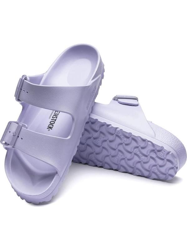 Birkenstock Birkenstock-Kadın-Arızona Eva-Purple FOG-PEMBE-1017046