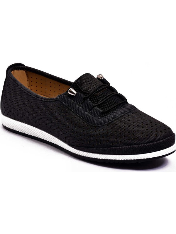 Wanetti Günlük Kadın Babet Ayakkabı 120-21Y