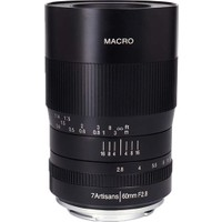 7ARTISANS 60MM F/2.8 Macro Lens (Fujifilm X)