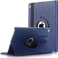 Caseart Apple iPad 3 Dönebilen Stantlı Tablet Kılıfı - Lacivert