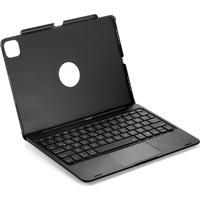 "Nout iPad 12,9"" 4. ve 3. Nesil Klavyeli Kılıf Türkçe Q Trackpad Mouse"