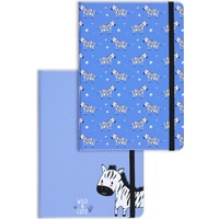 Matt Notebook A5 2'li Defter Seti 15 x 21 cm Noktalı Zebra