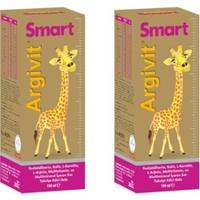 Argivit Smart Şurup 150 ml 2 Adet