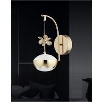 Burenze Sarı Elegance Luxury Tasarım Modern Duvar LED Aplik BURENZE832
