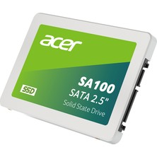 Acer SA100 240GB 500MB-450MB/S Sata SSD BL.9BWWA.102