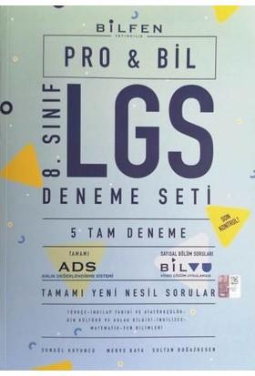 Bilfen Yayınları LGS Probil Deneme Seti