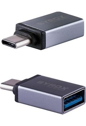 Otg USB Dönüştürücü Type-C-Usb 3.0