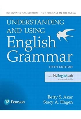 Pearson Education Yayıncılık Azar - Understanding And Using English Grammar - 5th Ed. With Myenglishlab Access Code Inside