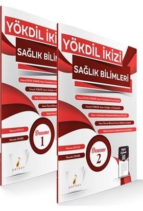 Pelikan Tıp Teknik Yayıncılık 2021 Yökdil Ikizi Sağlık Bilimleri 2 Özgün Deneme Sınavı Dijital Çözümlü - Gürcan Günay