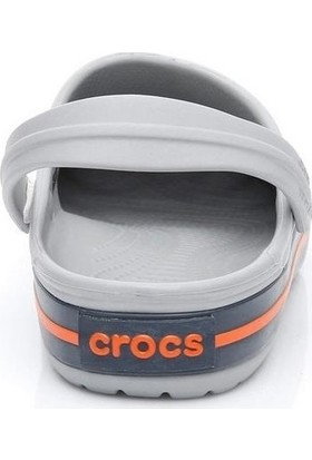Crocs Crocband Gri-Lacivert Unisex Terlik