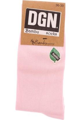 Dgn 7451 Bayan Bambu Fantazi Çorap