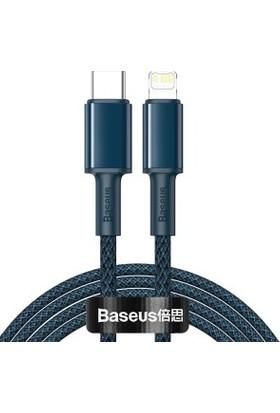 Baseus Pd Type-C - Lightning 20W Yüksek Hızlı Şarj Kablosu 2 mt