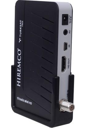 Hiremco Titanix Mini Hd Uydu Alıcısı Tkgs