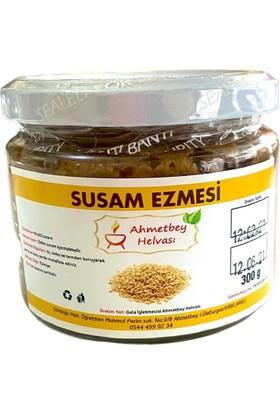 Ahmetbey Helvası - Susam Ezmesi 300 gr