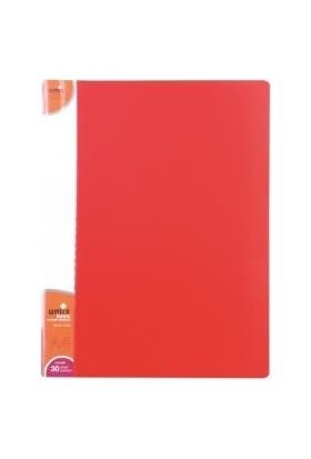 Umix Basic Sunum Dosyasi 40'lı Renk Seçenekleri Kırmızı