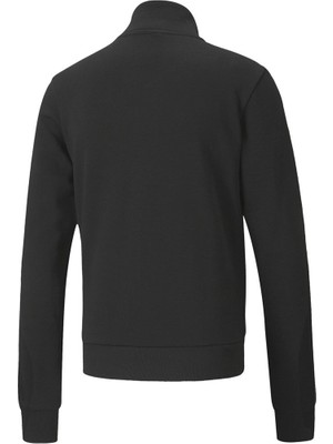 Puma Amplıfıed Track Siyah Kadın Sweatshirt