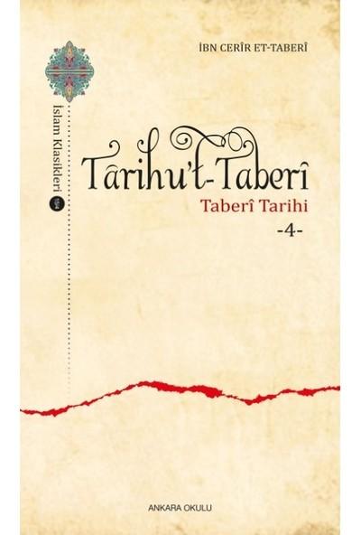 Tarihu't-Taberi 4 Taberi Tarihi - İbn Cerir Et-Taberi