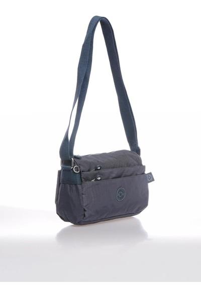 Smart Bags SMBKY1006-Y.FÜME Füme Kadın Çapraz Çanta