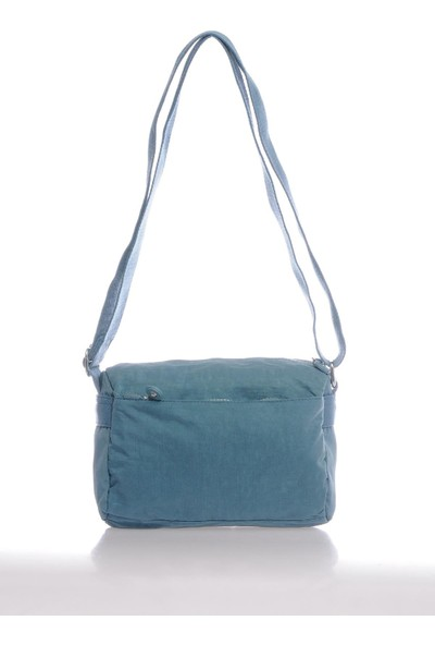 Smart Bags SMB1006-0050 Buz Mavisi Kadın Çapraz Çanta