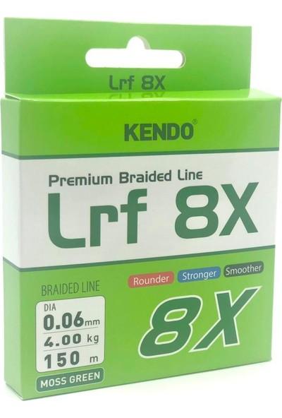kendo Lrf 8x Fıghtıng 150 mt mm Örgü Ip (Moss Green)