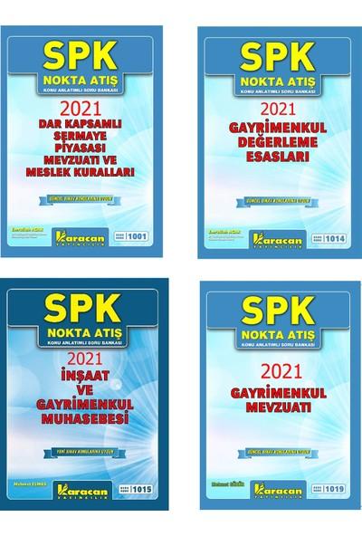Karacan Yayınları Spk Konu Anlatımlı Soru Bankası Güncel Set