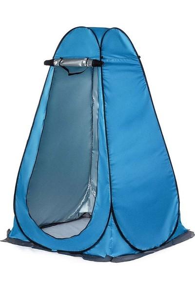 Sezy Wc Portatif Otomatik Giyinme Çadırı 120X120X190 cm