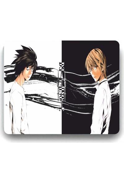 Zıd Death Note Oyuncu Mousepad